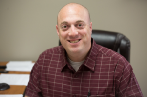 Jared Ray, Director of Operations, First Step Recovery