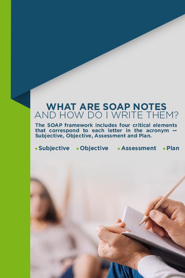 What are SOAP Notes and How Do I Write Them?