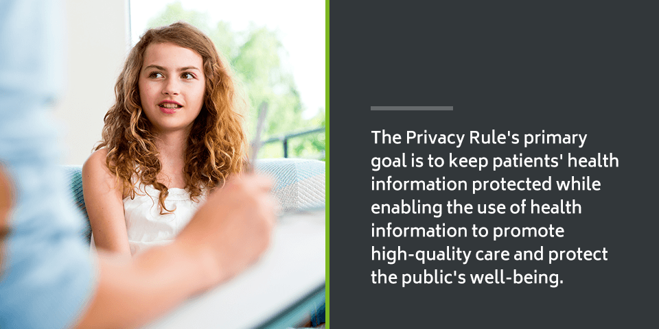 The Privacy Rule and Progress Notes