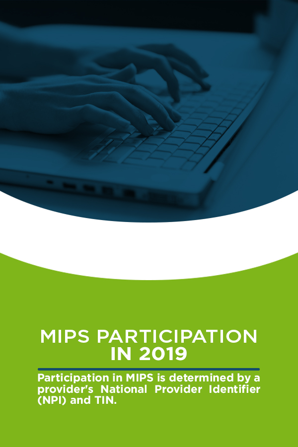 MIPS Participation in 2019