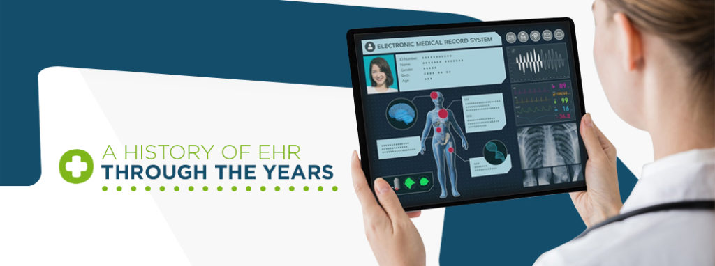A History of EHR Through The Years