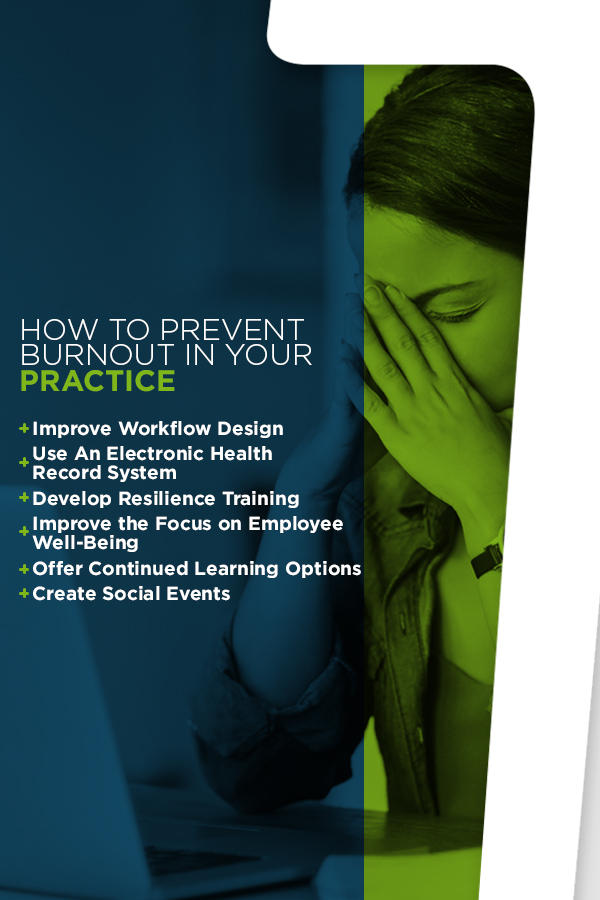 How to prevent burnout in your behavioral healthcare practice
