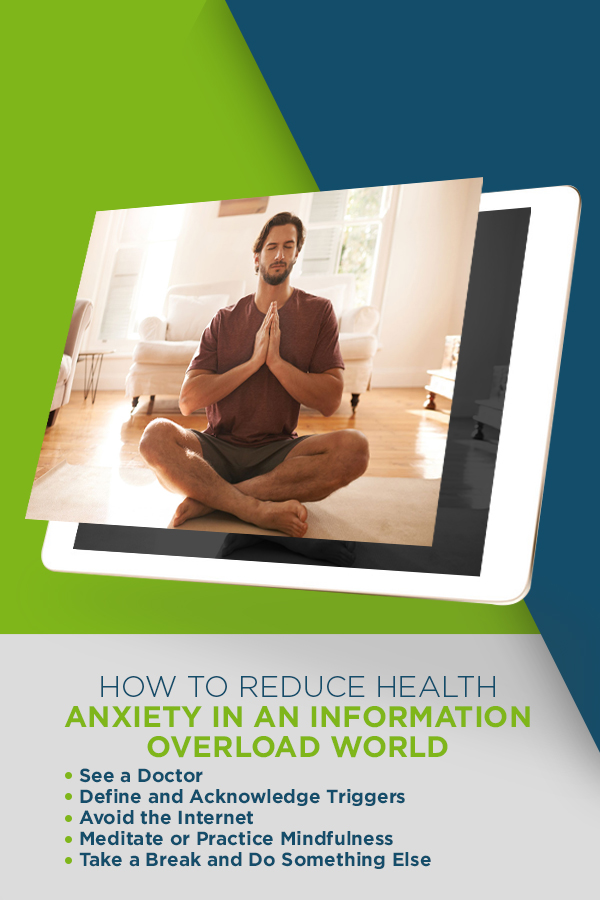 How to reduce health anxiety