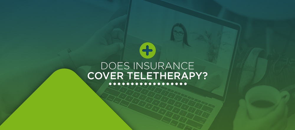 Does insurance cover teletherapy for behavioral health?