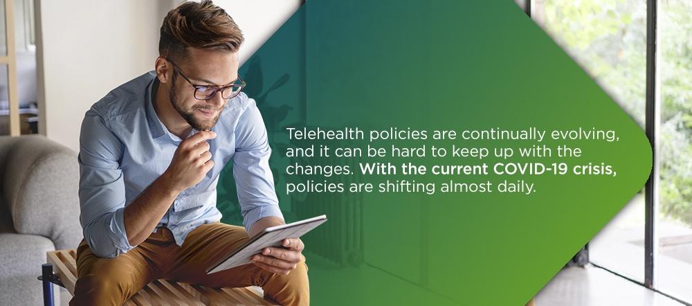 Regulation updates to telehealth 2020