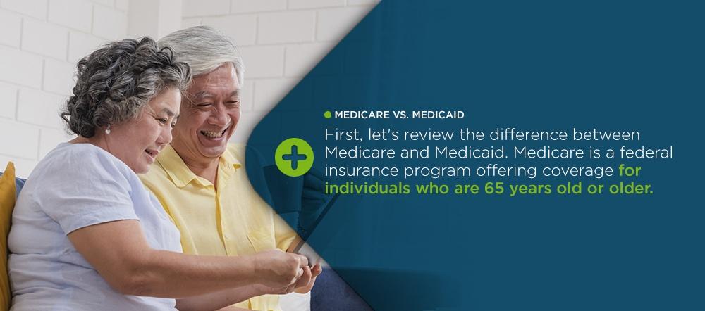 Medicare vs Medicaid