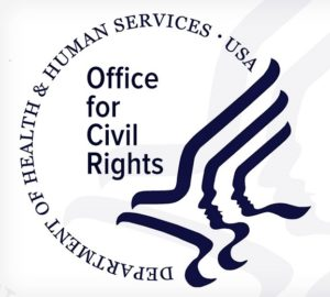 The Office for Civil Rights (OCR) Logo