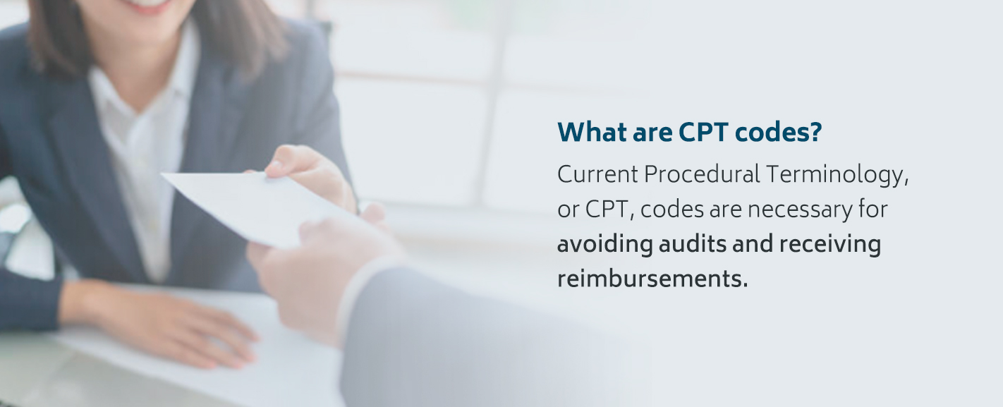 What are CPT codes?