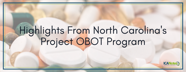 Highlights From North Carolina's Project OBOT Program