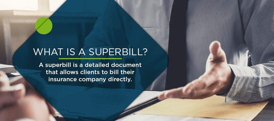 What Is a Superbill?
