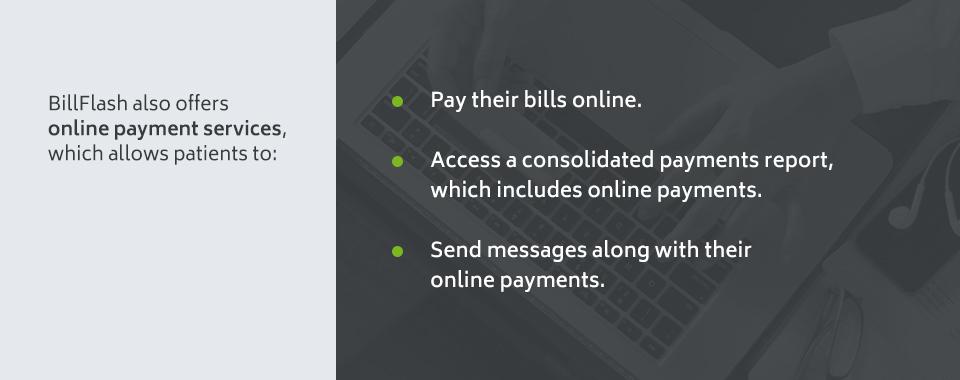 BillFlash Online Payment Services