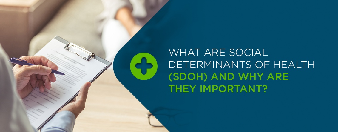 What are Social Determinants of Health (SDOH) and Why are They Important?