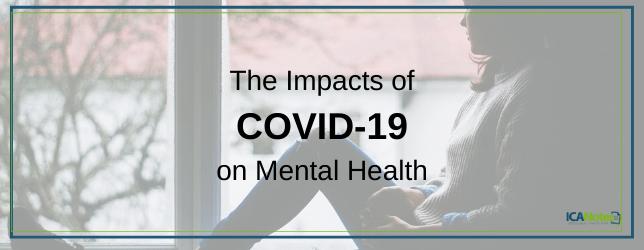 How COVID-19 Coronavirus is Impacting Mental Health