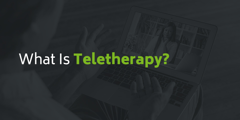 What is teletherapy? Teletherapy definition