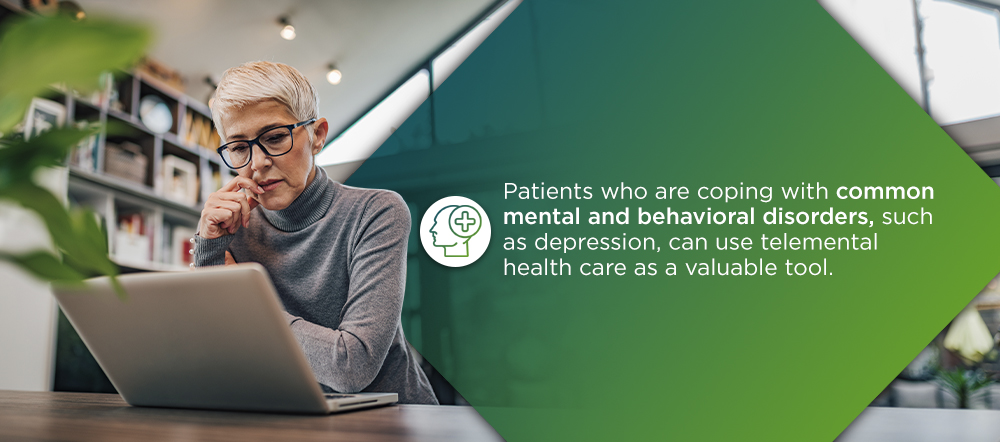 Value of Telemental Health Care