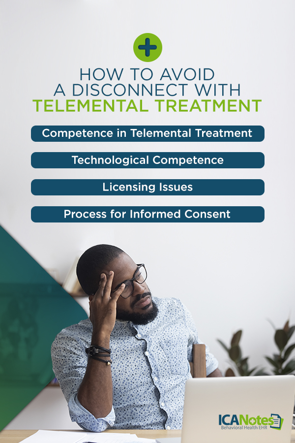 Effective Telemental Health Treatment