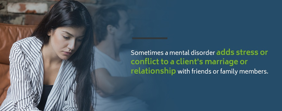 Mental Health Impact on Relationships