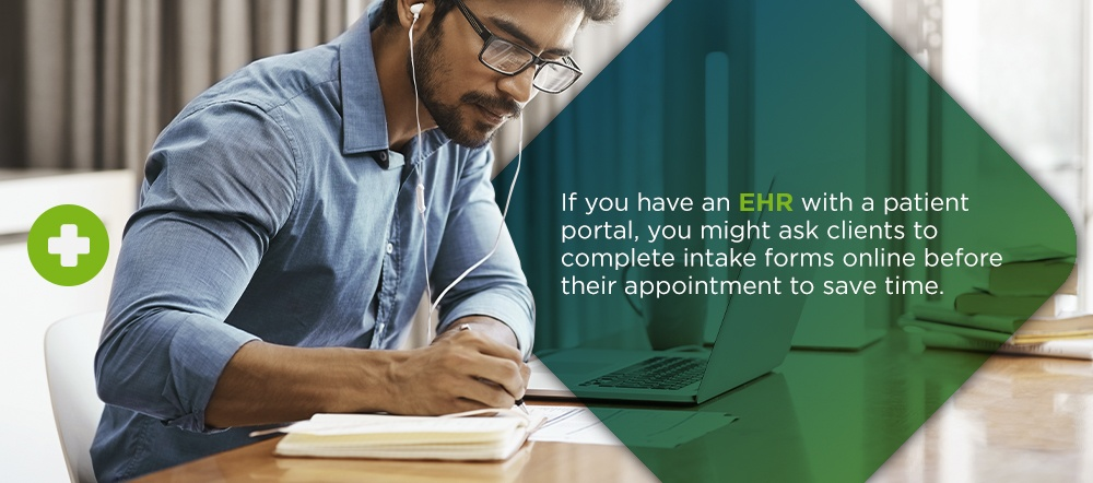 Benefits of EHR Software with Patient Portal