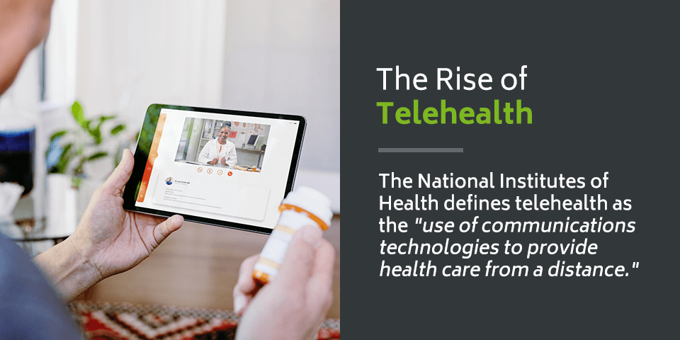 The Rise of Telehealth