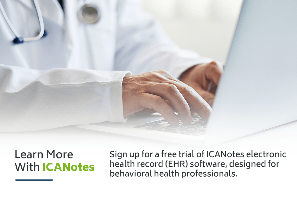 ICANotes EHR Software