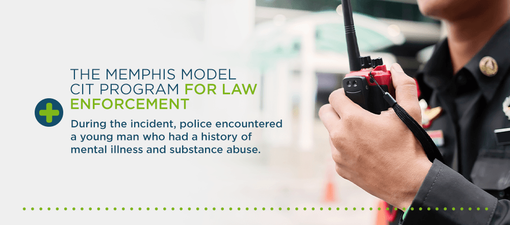 The Memphis Model CIT Program for Law Enforcement