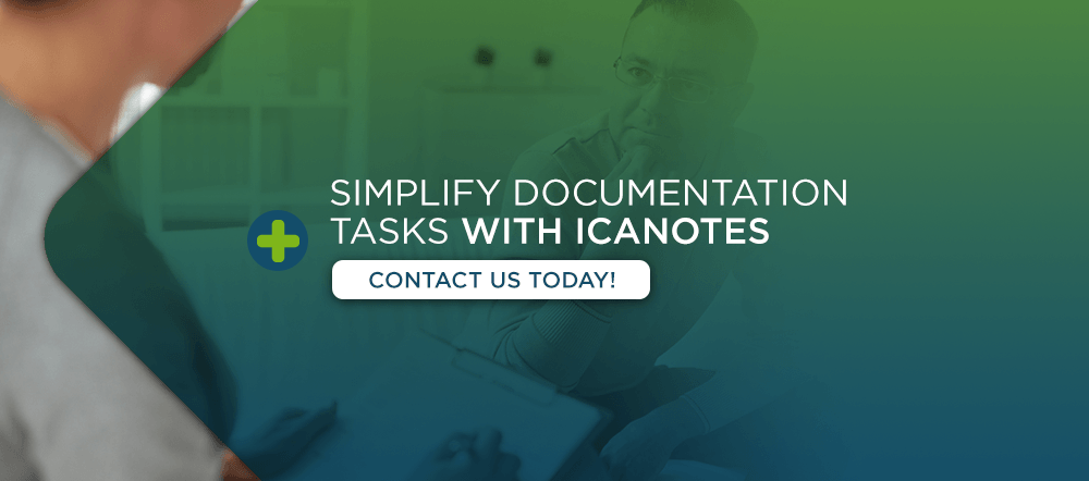 ICANotes EHR Simplifies Documentation