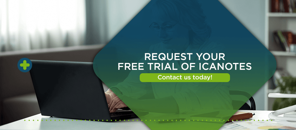 ICANotes free trial