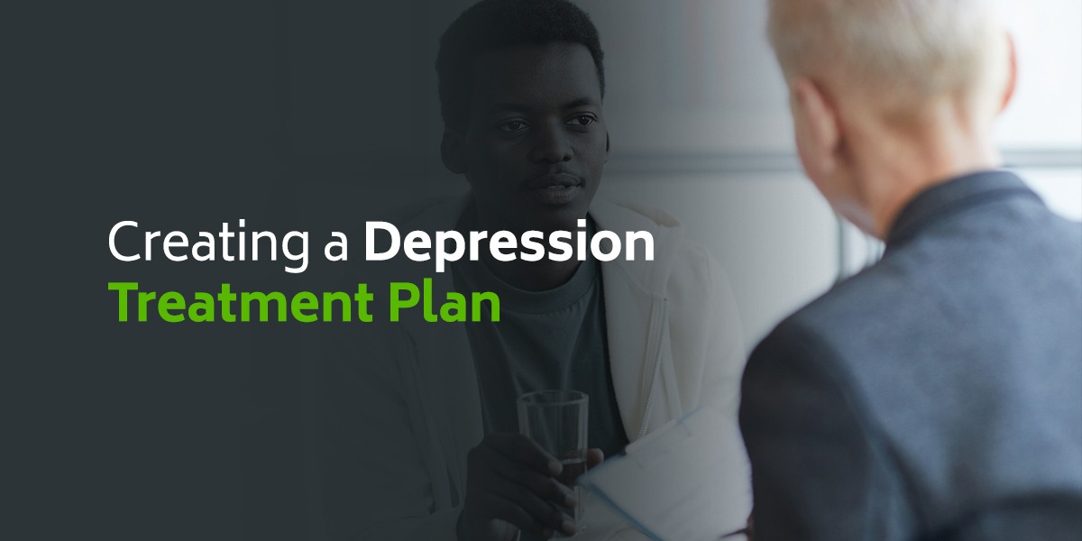 Creating a Depression Treatment Plan