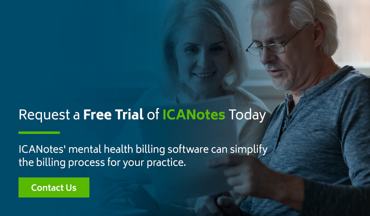 Request a Free Trial of ICANotes Today