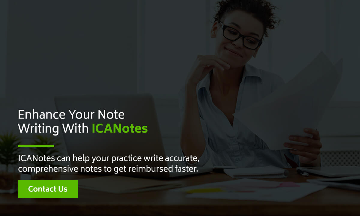 Enhance Your Note Writing with ICANotes