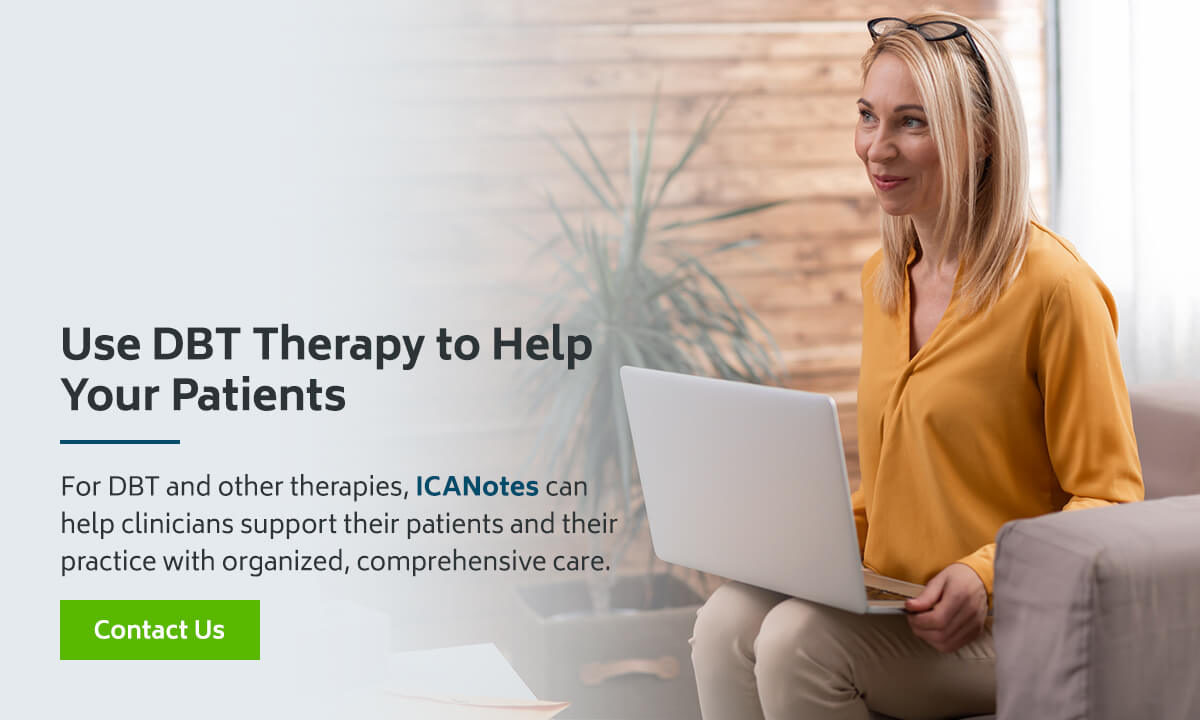 Use DBT Therapy to Help Your Patients