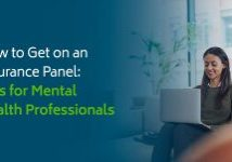 How to Get on an Insurance Panel: Tips for Mental Health Professionals